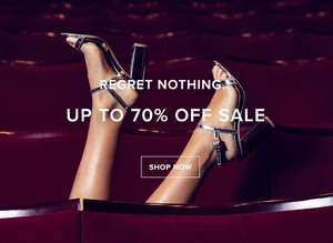 Up to 70% off in sale + extra 20% off w/code + free delivery @ Little Mistress