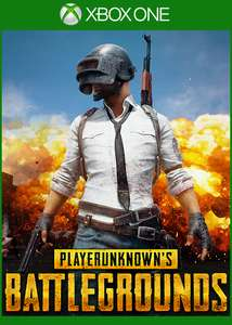 Playerunknowns Battlegrounds Xbox One Key Global £22.20 @ scdkey