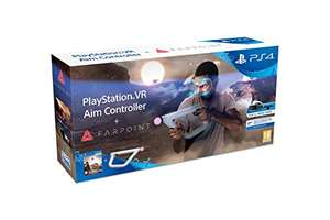 PSVR Farpoint + Aim Controller Bundle £54.99 Direct from Amazon