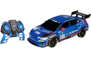 Nikko RC Street Car Subaru - £10.90 @ halfords C&C