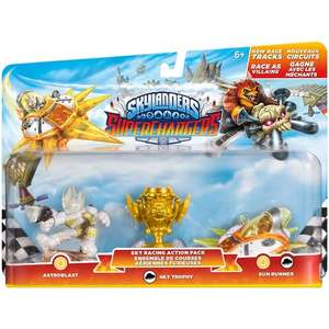 Skylanders Superchargers Sky Racing Action Pack £3 @Smyths (+3for2)