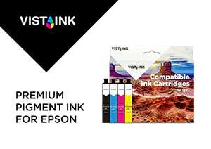 Epson 16XL Black, Cyan, Magenta, Yellow 4/Pack - £8.44 Prime / £12.43 non Prime - Sold by Honest Commerce and Fulfilled by Amazon