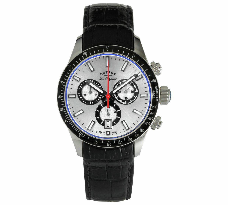 Rotary Swiss Quartz GS90151/06 Chronograph Watch £106.99 @ Argos