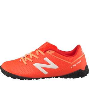 New Balance Junior Visaro Control TF Astro Football Boots Lava/Fireball/Impulse/White - £7.99 / £12.48 delivered @ MandM Direct