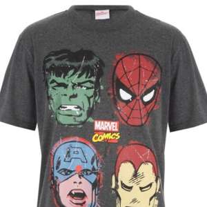 Marvel & Star Wars Mens T-shirts £5 @ Peacocks instore