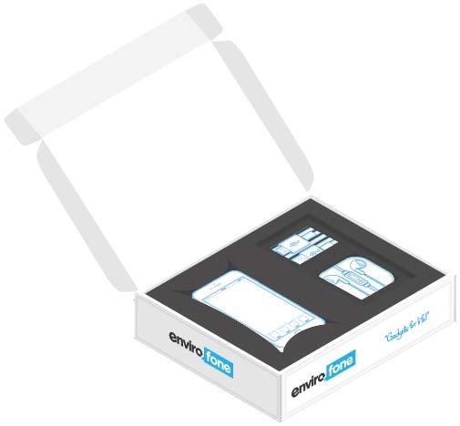 iPhone X Refurbished Pristine unlocked @ envirofone plus (£5 quidco)  - £869
