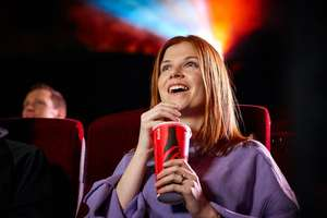 £20 voucher for snacks when joining Cineworld Unlimited