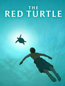 The Red Turtle - Now available to view on Amazon Prime Video!