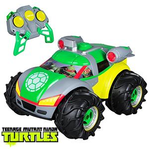 Nikko Teenage Mutant Ninja Turtles: VaporOozer R/C Car £19.99 @ HomeBargains