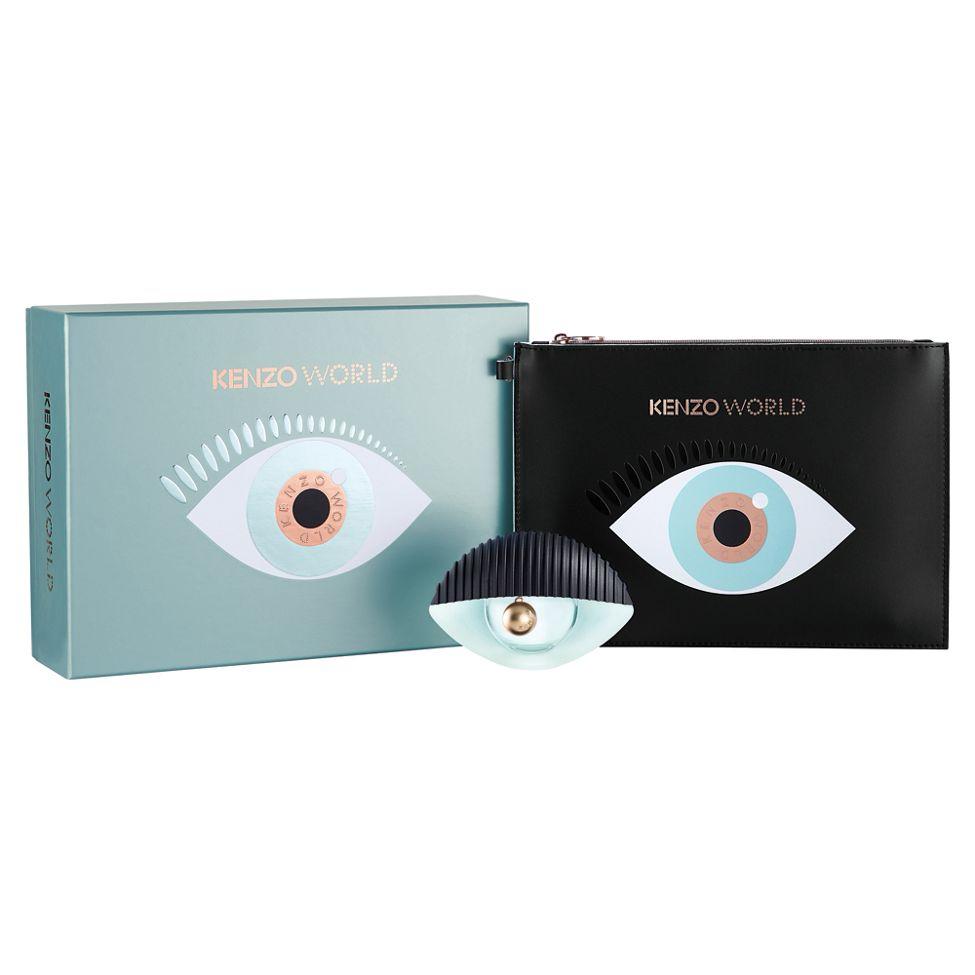 Kenzo World Eau de Parfum 50ml Gift Set £31.50 @ Escentual - Code ESCENTUAL25