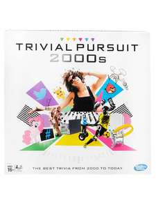 Esdevium Trivial Pursuit 2000s from House of Fraser, down to £17.00 from £29.99 (£2 c&c)