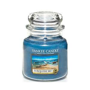 Yankee Candle  - Medium £7.99 @ Amazon Candle in this link now sold out - all others still available - see links below.  Free delivery for Prime members
