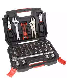 Phaze 52 Piece Mechanic Tool Set @ Halfords £15