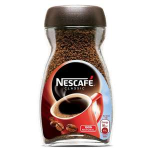 100g original nescafe  for only £1.99 huge saving @ Poundstretcher