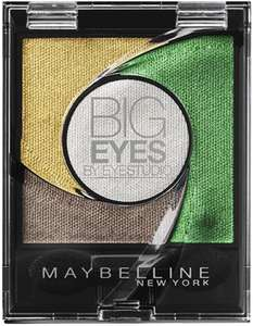 Maybelline eyeshadow trio £1.20 delivered Dispatched from and sold by Lazymoggi Cosmetics - Amazon