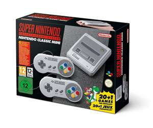 SNES Super Nintendo Classic Mini £69.99 @ Amazon Prime Now free 2 hour delivery