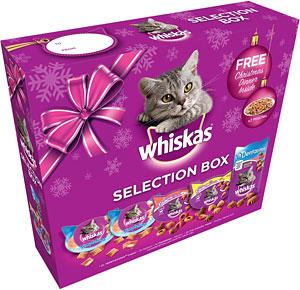 Whiskas Selection Box £2 at Asda Instore