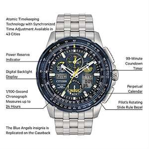 Citizen Eco-Drive Skyhawk A.T Blue Angels JY8058-50L £289 @ Amazon (Temporarily out of stock)