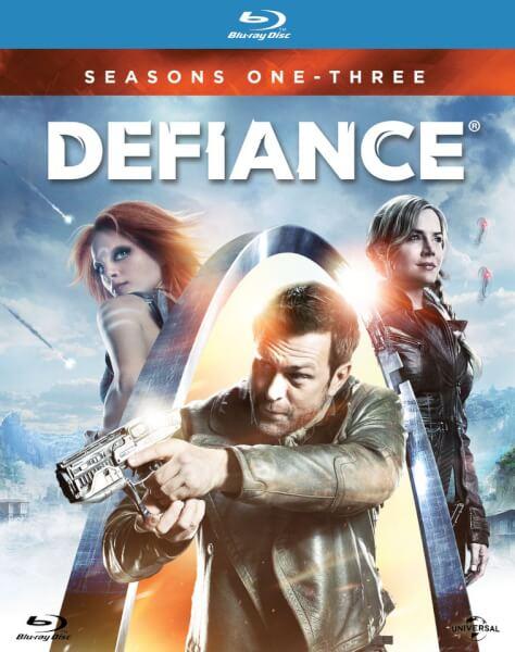 Defiance - Season 1-3 Blu-ray £9.99 @ zavvi