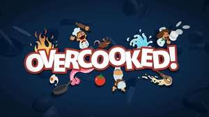 Overcooked: Gourmet Edition (PC) £5.24 @ Steam (£4.41 For Standard Edition)