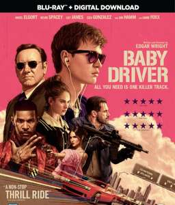 Baby Driver 4K HDR/Dolby Vision £7.99 @ iTunes