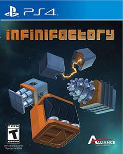 Infinifactory (PS4) £13.74 Delivered @ Amazon Global Store via Amazon UK