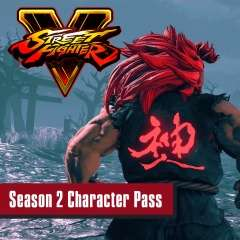 Street Fighter V Season 2 pass 11.99 on PSN