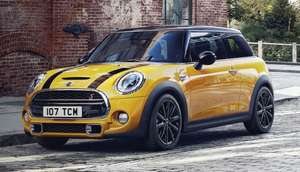 Mini Cooper 5dr SD chilli/media XL pack 48months lease £146/month - £8350 @ Selectcarleasing