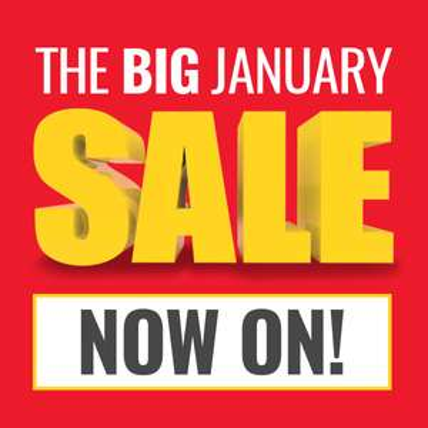 CPC January sale! Upto 59% off
