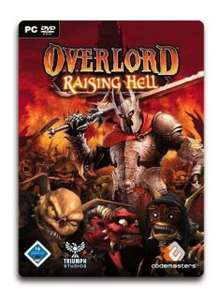 Overlord with Raising Hell Expansion / Overlord II (Steam) £0.49 each @ SimplyGames
