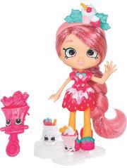 Shopkins Lucy Smoothie Shoppies Doll £9 @ Asda