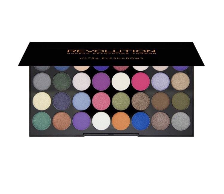 Revolution eyeshadow palette £5.20 @ Tambeauty