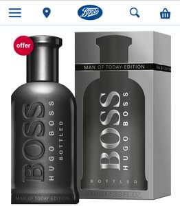 Boss Bottled Man of Today Edition 100ml EDT £37