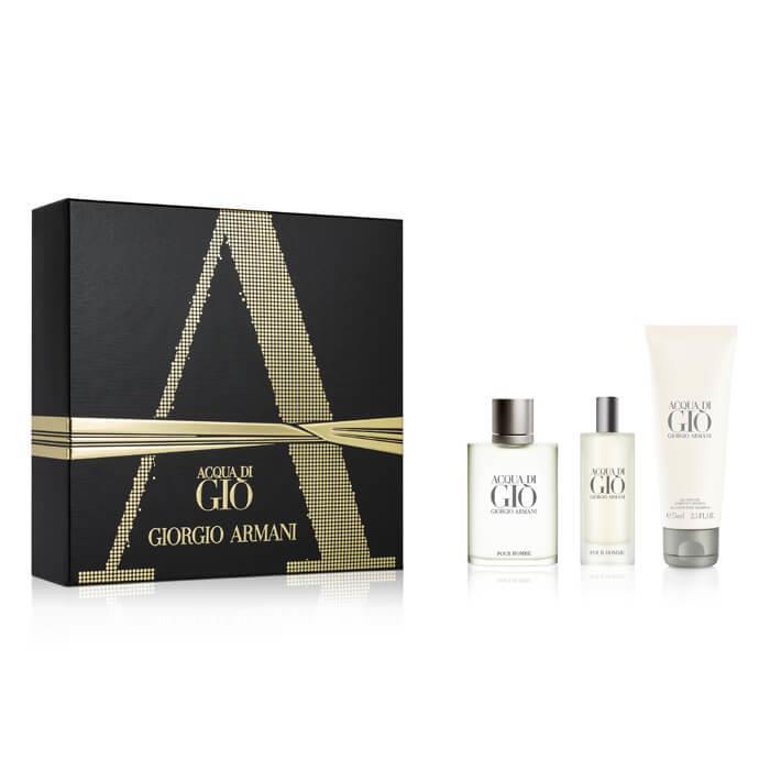 Giorgio Armani Acqua Di Gio For Men Eau De Toilette 50ml Gift Set £34.85 @ The Fragrance Shop - Code PERFUME15 15% off