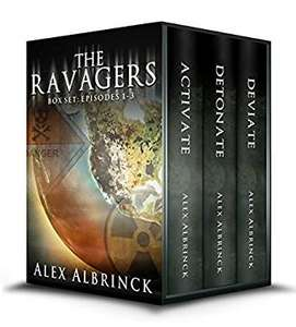 [E-Books] The Ravagers Box Set: Episodes 1-3 Free @ Google Play Store / Kindle