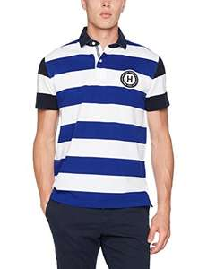 Tommy Hilfiger Men's Mixed Stp Polo S/S Rf Knitted Tank Top – Sizes S/M/L/XL £17 @ Amazon with prime (£20.99 non-prime) – Free Returns