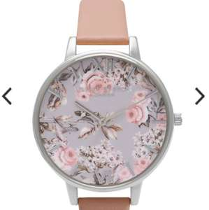 Olivia Burton watches half price @ the dressing room