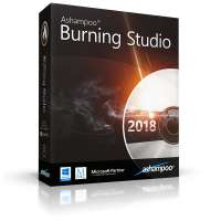 FREEE - Ashampoo Burning Studio 2018 (Limited time)