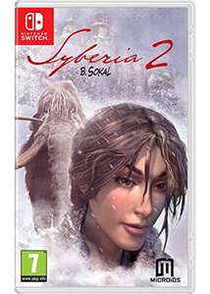 Syberia 2 - Nintendo Switch - £18.99 @ Base