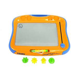 TOMY Megasketcher High Resolution Magnetic Drawing Board for Kids - £5.99 (Prime) £10.74 (Non Prime) @ Amazon