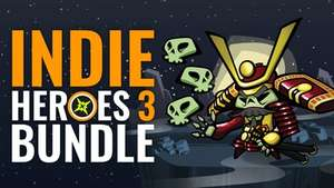 [Steam] Indie Heros 3 Bundle - £1.29 @ Fanatical.com