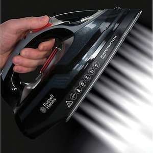 Russell Hobbs 20630 Powersteam Ultra Iron with 2 years guarantee at John Lewis - £30