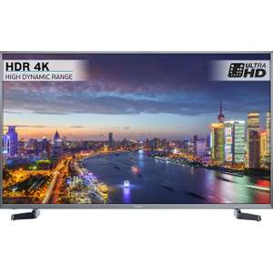 "Hisense H50N5900 50"" Freeview HD and Freeview Play Smart 4K Ultra HD with HDR TV  £369.00 ao.com with code"