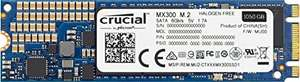 Crucial CT1050MX300SSD4 1 TB MX300 SATA M.2 (2280) Internal SSD - £220.97 @ Sold by NOVA FORCE and Fulfilled by Amazon