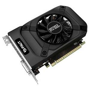 Palit PCI-E GTX1050TI StormX 4 GB - £111.19 @ Amazon