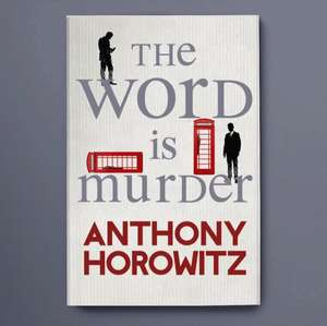 The Word Is Murder - Anthony Horowitz (Kindle) @ Amazon - 99p