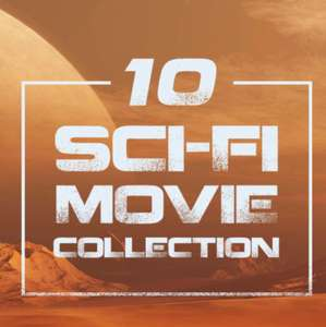 iTunes Day 29 offer - 10 Science Fiction Movies (4 in 4K/ 6 in HD) £9.99