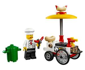 Free Lego 30356 Hot Dog Stand with any Lego City Set Purchase @ Lego