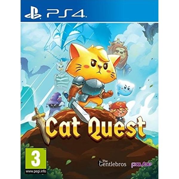 Cat Quest PS4 @ 365 games - £12.99