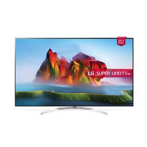 LG Super UHD 55SJ850V- 55inch 4K UltraHD HDR Smart LED TV £749 delivered @ Co-op Electricals using code PCT50